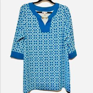 Charter Club Woman plus size 1X tunic